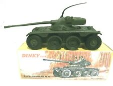 DINKY TOYS MILITARY  PANHARD FL 10 ARMOURED CAR  827
