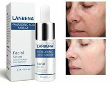 Hyaluronic Acid Serum Moisturizing Essence Shrink Pore Face Whitening Anti-aging