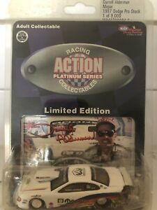 Action Platinum Series Darrell Alderman Mopar Dodge Pro 1:64 Scale Limited Ed