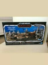 Hasbro Star Wars Rogue One Imperial Combat Assault Hover Tank Vintage Collection