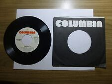 Old 45 RPM Record - Columbia 11-11402 - Eric Gale - You Got My Life in Your Hand