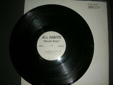 "VERY RARE PROMO 12"" All Saints - Never Ever (4 Mixes) London NM 1997"