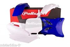 Kit plastiques Coque Polisport  Yamaha YZ85 2002-2014  Couleur:  Origine