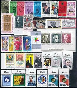 GERMANY WEST collection x36 MNH postfriesch STAMPS