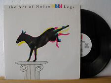 "12"" Maxi - THE ART OF NOISE - Legs (Inside Leg Mix 6:02min) - US 1985 - SHRINK"