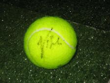 VICTORIA AZARENKA HAND SIGNED TENNIS BALL UNFRAMED + PHOTO PROOF + C.O.A
