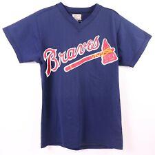 Wilson Atlanta Braves MLB Mesh Baseball Jersey Pull Over Size 42 #13