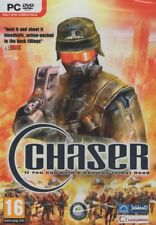 Chaser (PC Game) All Out Action... If you can hold a gun you're not dead