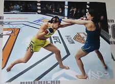Jessica Penne Signed UFC 16x20 Photo PSA/DNA COA The Ultimate Fighter 20 Picture