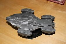 The Raza – Dark Matter – Syfy – Spaceship Replica on Display Stand – 3D Printed.
