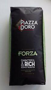 ESPRESSO COFFEE beans Piazza d´Oro Forza, 1kg beans