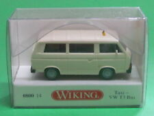 1:87 Wiking 080014 Taxi - VW T3 Bus - Blitzversand per DHL-Paket