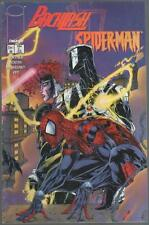 BACKLASH SPIDER-MAN 1 IMAGE - COMICS ORIGINALE USA 1 OF 2