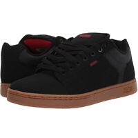 Etnies Men's Barge XL Low Top Sneaker Shoes Black/Gum Footwear Skateboarding ...