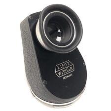 • LEITZ VISOFLEX Leica Rangefinder to SLR Converter Angled Viewfinder Manual Cap