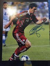 Team Canada Will Johnson Autographed Signed 11x14 Photo Coa #1