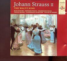 Rondo Classics - Johann Strauss II / The Waltz King - 2CD