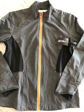 2XU Mens Hyoptik Jacket Black XL RRP$180 Running Exercise Workout Reflective