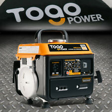 TOGOPOWER GG1000 800 RATED 1000 PEAK WATTS GASOLINE POWERED PORTABLE GENERATOR