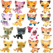 Littlest Pet Shop Short Hair cat LPS toys EUROPEAN  Kitty