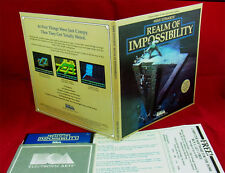 Atari XL: Mike Edwards' Realm of Impossibility -Electronic Arts 1984