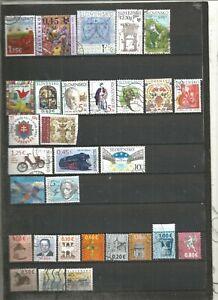 30 timbres SLOVAQUIE LOT  14122020  BM 444
