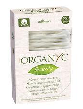 Organyc Beauty Bio-Baumwolle Wolle Stecker 200 Teile