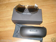 Dolce and Gabbana Sunglasses UV400 model 2129 Silver 05/6G