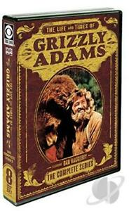 The LIFE and TIMES of GRIZZLY ADAMS COMPLETE SERIES 1977 DVD Boxset NEW & SEALED