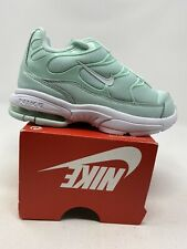 TODDLER GIRL: Nike Little Air Max Plus, Igloo/Teal - Size 10C 848217-300