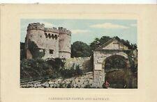 Isle of Wight Postcard - Carisbrooke Castle and Gateway - Newport   ZZ502