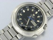 Tissot T12 Day Date Stainless Steel Gents Vintage Watch Rare Collectors Model