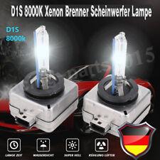 D1S 8000K Xenon Brenner Scheinwerfer Lampe für BMW 5er E60 E61 Limo + Touring
