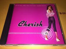 CHERISH soundtrack CD hall & oates SOFT CELL turtles HUMAN LEAGUE 10cc MAZE