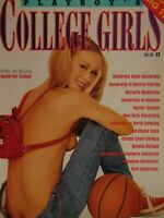 Playboy's College Girls March 1998 | April Morgan     #DK5671