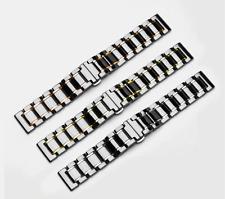 Ceramic Watch Band Bracelet For Seiko Skx007 Skx009 Turtle Padi Prospex