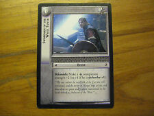 Swordarm Of The White Tower Lord Of The Rings Trading Card