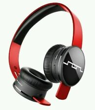 Brand New Sol Republic Tracks Air Wireless Bluetooth Headphone Mic Vivid Red 7