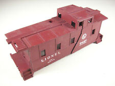 Lionel 6457 Caboose SHELL ONLY, NOS but CRACKED (very repairable), dirty