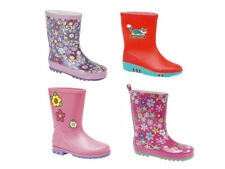 Wellington Boots Medium Width Shoes for Girls