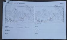 Jake and the Never Land Pirates (Disney) Storyboard Draft Page Layout #03