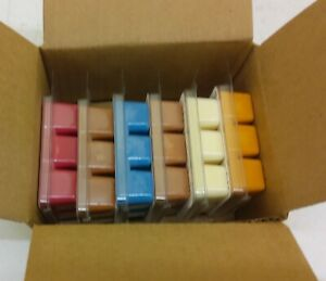 Wax melt gift set 6 Food #2 scents 100% Soy wax max scented Free Shipping