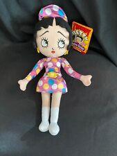 One Trendy Betty Boop Plush - Sugar Loaf Retro Stylin' Doll 2010