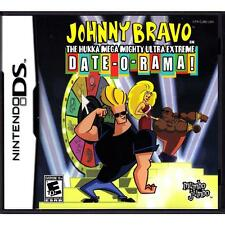 Nintendo DS Region Johnny Bravo Date-o-rama