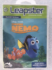 Leap Frog, Leapster Learning Game, Finding Nemo, NIB, NRFB