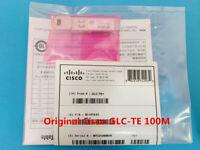 Original Cisco GLC-TE 100M RJ45 SFP Gigabit Ethernet Optical Transducer Module