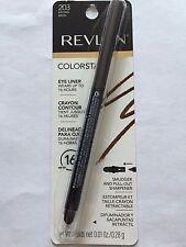 203 Brown - Revlon Colorstay Eyeliner 16 Hour Crayon