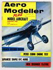 AEROMODELLER  Magazine January 1966 THE BLUE MAX film aircraft replicas