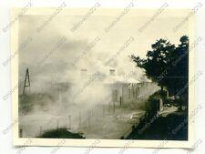 Foto, Wehrmacht, Osowicze brennt, Polen (W)1502