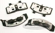 Disc Brake Pad Set-Semi-metallic Pads Front Tru Star PPM215